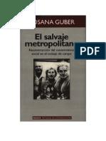 Rosana Salvaje Metropolitano