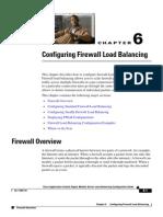 ACE Configuring Firewall Load Balancing