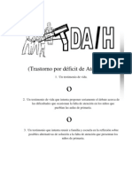 Libro TDAH en Word 97