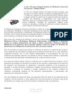 VENTAJAS Y DESVENTAJAS DE LA LEY DEBATES SOBRE LA LEY 779.docx