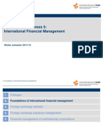 Chapter 2 Foundations of International Financial Management
