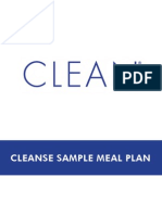 meal-plan for clean eating