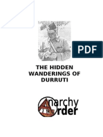 - The Hidden Wanderings of Durruti
