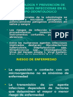 Epidemiología y Prevención de Enfermedades infecciosas...