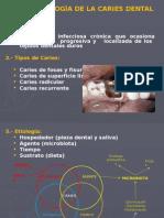 Microbiología de la Caries Dental