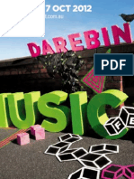 Darebin Music Feast 2012 Program