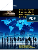 How to Master Any Language