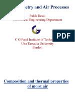 Pyschrometric Chart