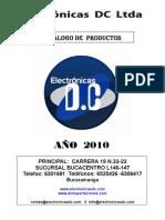 Catalogo Dc