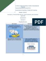 Unidad3 actividad6 ventajas y desventajas del facebook para enseñar-aprender