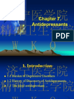 Chapter 7 Antidepressants 水印