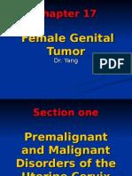 Female Genital Tumor