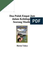 Harun Yahya, 24 Jam Dalam Kehidupan Seorang Muslim