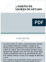 3.3.-DISEÑO DE CONTROLADORES POR OBSERVADORES DE ESTADO