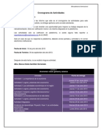 Cronograma de Actividades_Microeconomía JUN-SEP