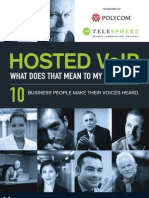 Hosted VoIP - What Does That Mean to My Business