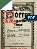 Varios, Poetry I, 1