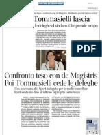 Rassegna Stampa 26.07.2013