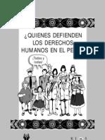 03 Quienes Defienden Los DDHH