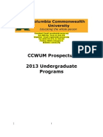 Prospectus - BBA - 2013(1)