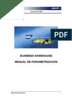 Manual de BW (Parametrización)