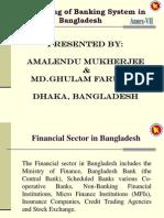 Annex-VII Bangladesh - Banking System_FINAL