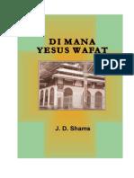 Dimana Yesus Wafat - J.D. Shams