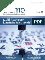 ultimo - Multi-Asset oder klassische Mischfonds