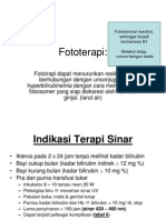 Fototerapi