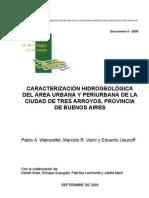 Caracterización hidrogeologica del area urbana y periurbana de la ciudad de Tres Arroyos.pdf