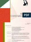 Chris Mansell Poet Resume