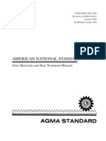 ANSI-AGMA 2004-B89-1995 Gear Materials and Heat Treatment Manual