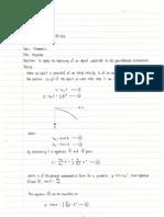 STPM Physics Experiment 2 Projectile (First Term) 2012
