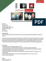 Rare Earth Cerium Oxide CeO2 Porcelain Polishing Powder -338-1