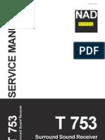 Nad t753 Sch