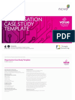 Organisational Case study for VIP