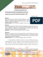 CASTRO, E. Acerca de la (no) distinción entre bios y zoé