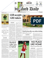 02/24/09 - The Stanford Daily [PDF]