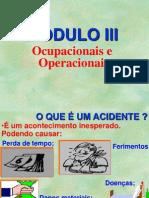 Riscos Ocupacionais Operacionais