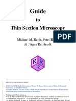 Thin Section Microscopy