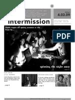 04/03/09 - Intermission [PDF]
