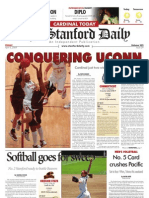 04/03/09 - The Stanford Daily [PDF]
