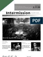 03/11/09 - Intermission [PDF]