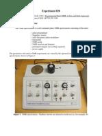 Experiment 20 - NMR