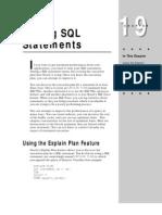 Tuning SQL