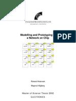 Network on Chip Based FPGA
