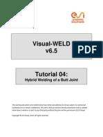 04 Butt Hybrid VWeld Instructions