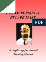 Duram Mask Training Manual