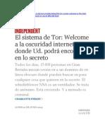 Direcciones Tor