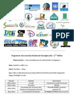 Programme JAE 2013